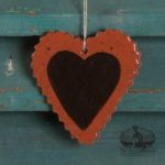 Black Sawtooth Redware Ornament design by Bachleda Tulipware