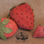 Seeded Strawberries designed by Tish Bachleda