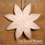 Shimmer Snowflake Design by Tish Bachleda