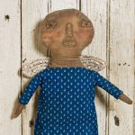 Sincere Angel doll designed by Tish Bachleda