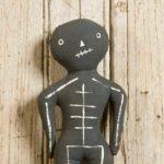 Skeleton Ornament designed by Tish Bachleda