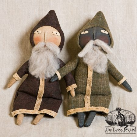 Small Belsnickel Santa designed by Tish Bachleda