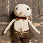 Small Snowboy handcrafted by Tish Bachleda