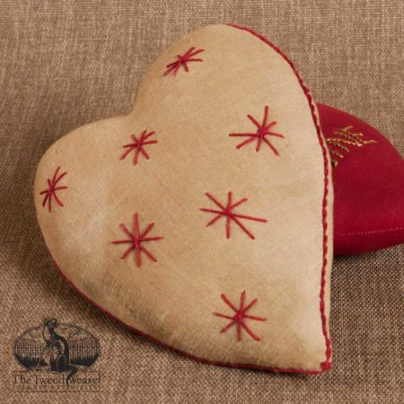 Small Starburst Pillow design by Tish Bachleda