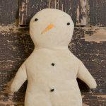 Snowboy ornament designed by Tish Bachleda