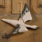 Snowgoose Ornament designed by Tish Bachleda