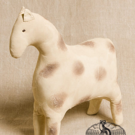 Spotted Pony handcrafted by Tish Bachleda