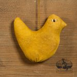 Spring Chick Ornament designed by Tish Bachleda