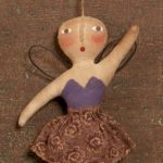 Sugar Plum Fairy Ornament design by Tish Bachleda