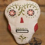 Large Sugar Skull design by Tish Bachleda