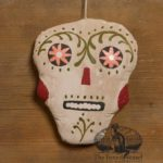 Medium Sugar Skull design by Tish Bachleda