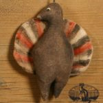 Thomas Turkey Ornament Design by Tish Bachleda