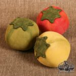 Red, Green, or Yellow Tomato Design by Tish Bachleda