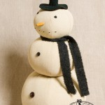 Top Hat Snowman by Tish Bachleda
