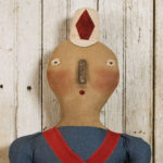 Toy Soldier doll design by Tish Bachleda