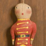 Toy Soldier Ornament designed by Tish Bachleda