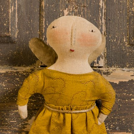 Trilby's Angel doll design by Tish Bachleda