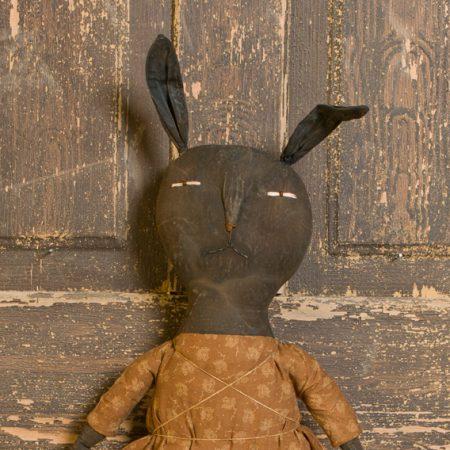 Tulip the Spring Rabbit designed by Tish Bachleda