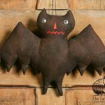 Large Twilight Bat Design by Tish Bachleda