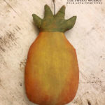 Welcome Pineapple Ornament Design by Tish Bachleda