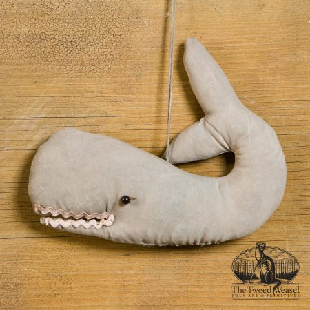 Whale ornament designed by Tish Bachleda