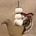 Winter Turkey Trot design by Tish Bachleda