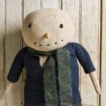 Winter Willy doll design by Tish Bachleda
