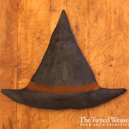 Witch Hat Medium-Size Design by Tish Bachleda