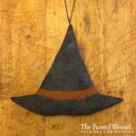 Witch Hat Ornament Design by Tish Bachleda