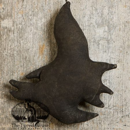 Witch Head Shadow ornament designed by Tish Bachleda