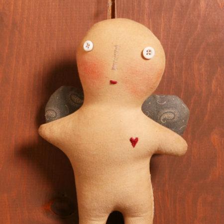 Worthy Angel Doll Design by Tish Bachleda