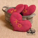 XO Heart designed by Tish Bachleda